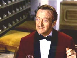 David Niven Pink Panther Mantaray & More...