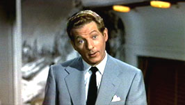 10 surprising facts about white christmas - Danny Kaye White Christmas