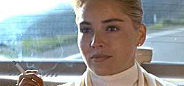 sharon stone basic instinct photos