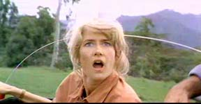 Laura Dern amazed