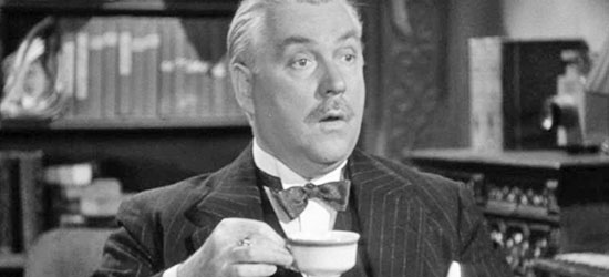 NIGEL BRUCE — More Than Dr. Watson