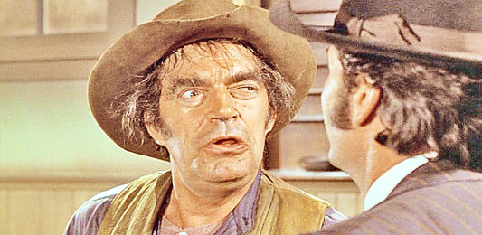 jack elam and john wayne