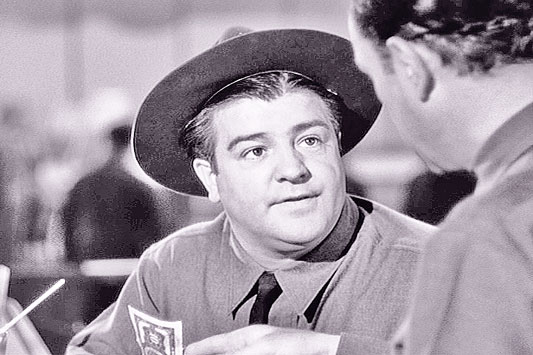 lou costello biography