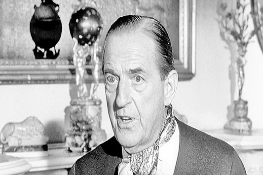 stanley holloway filmography