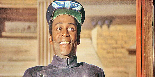 cleavon little height