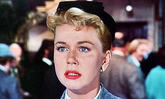 Doris day in the man who knew to much