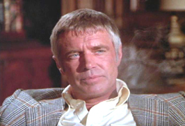 george peppard cigar