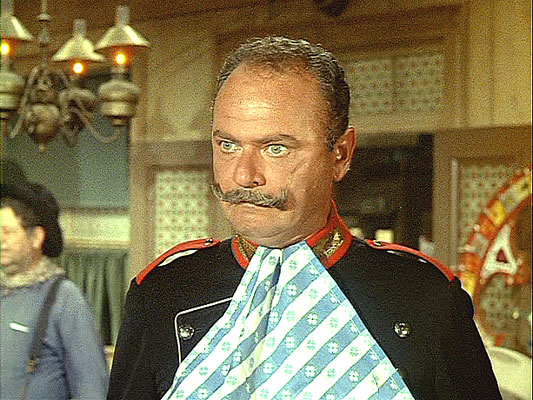 Harvey Korman In F Troop 1965 67 Tv Harvey Korman