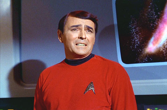 Image result for james doohan in star trek