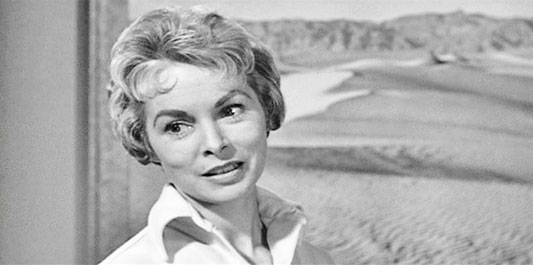 <b>Janet Leigh</b> in PSYCHO (1960). - janet-leigh-psycho-2