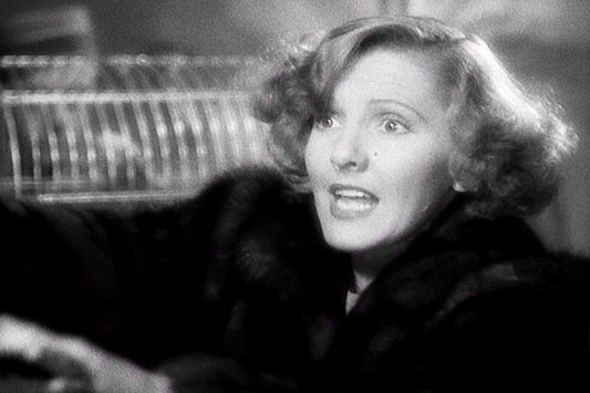 jean arthur impossible