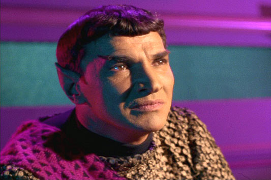 mark lenard romulan
