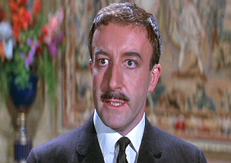 peter sellers height