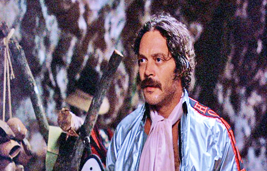Raul Julia - Picture Actress