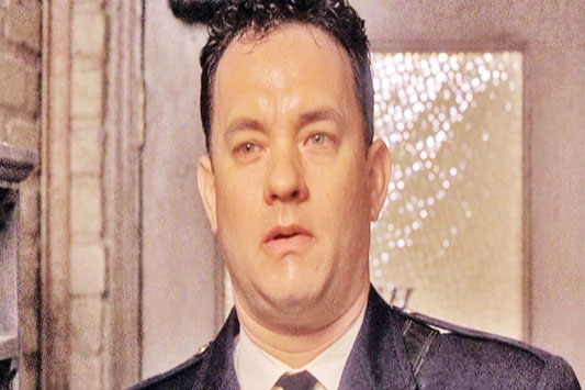 a review of the character of tom hanks in the movie philadelphia Philadelphia is a heartbreakingly mediocre movie it's dishonest  take one  noble gay white male hero (tom hanks)  the hanks character is an utter  cipher.