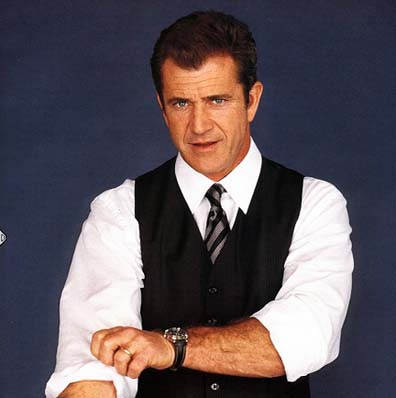 Mel Gibson Cute Actor